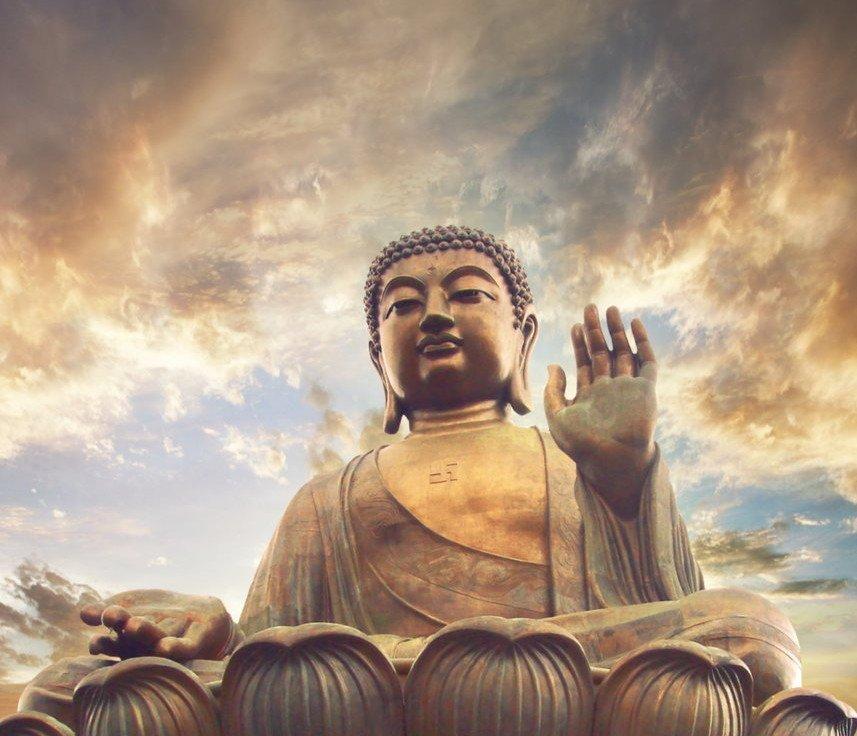 buddha_sky_2_by_hanciong-d6cctvq